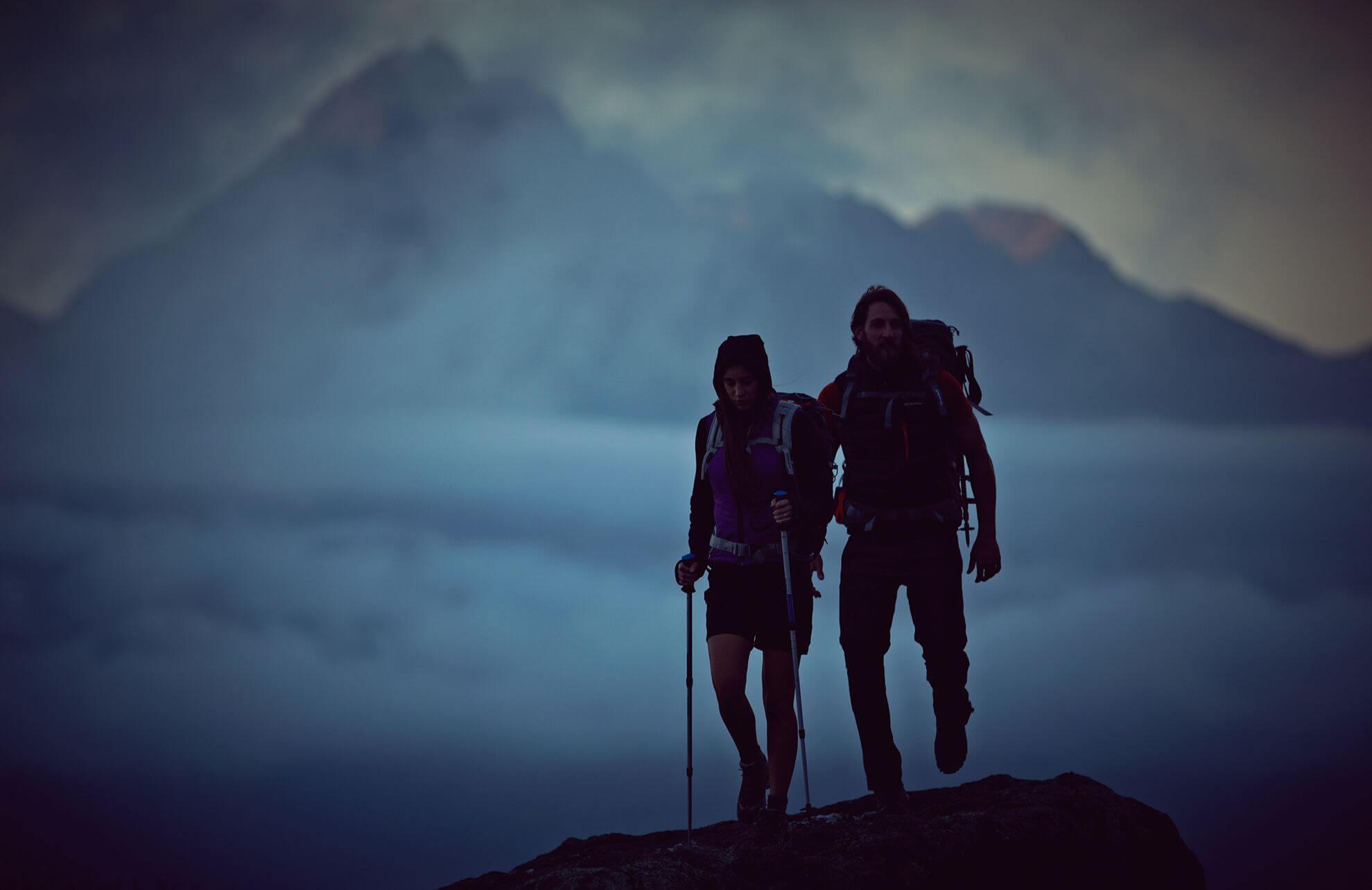 Création de l'identité sonore de Quechua